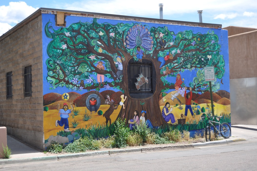 Santa Fe Street Art
