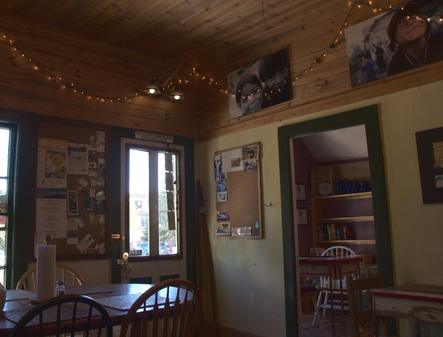 Mountain Coffee Shop