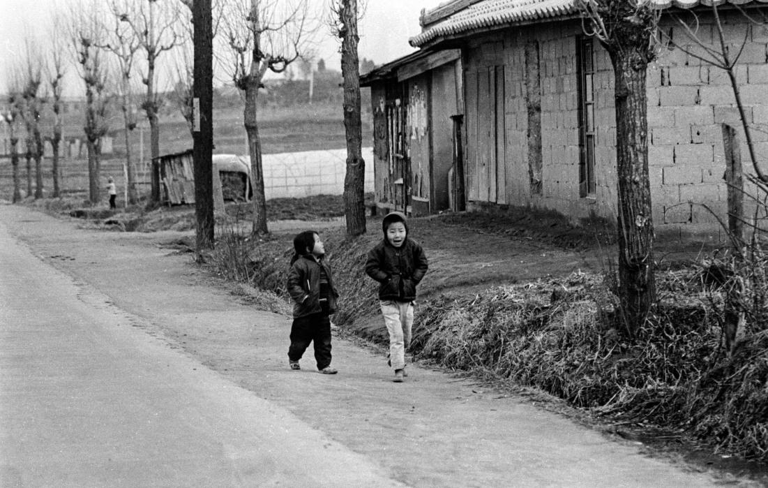 Free Range Kids - Korea 1968