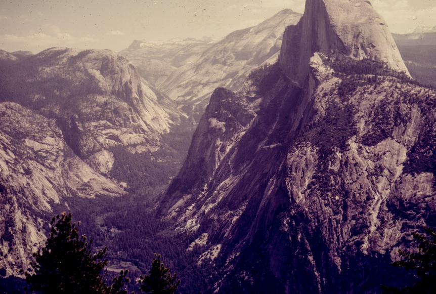 Yosemite Valley 1966