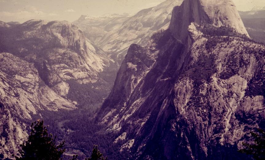 Yosemite Valley 1966