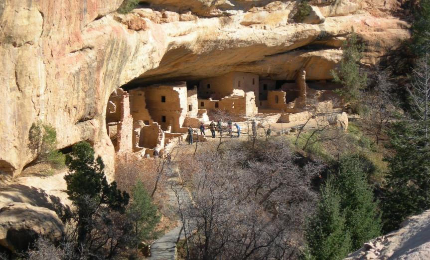 Modern Visitors, Ancient Ruins