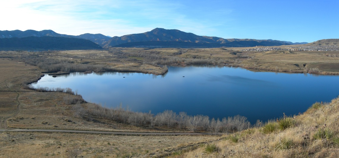 Bear Creek Lake Panorama