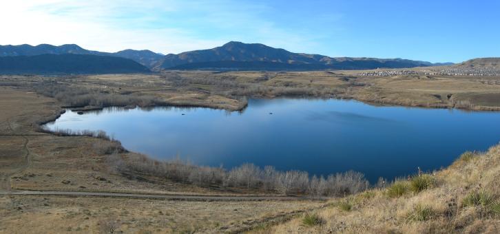Bear Creek Lake Panorama
