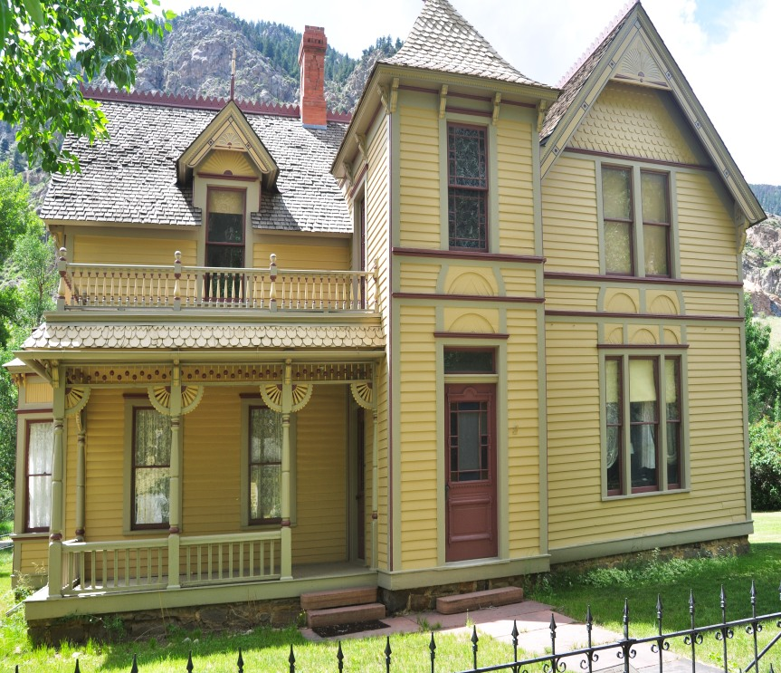 Historic House - Georgetown, Colorado