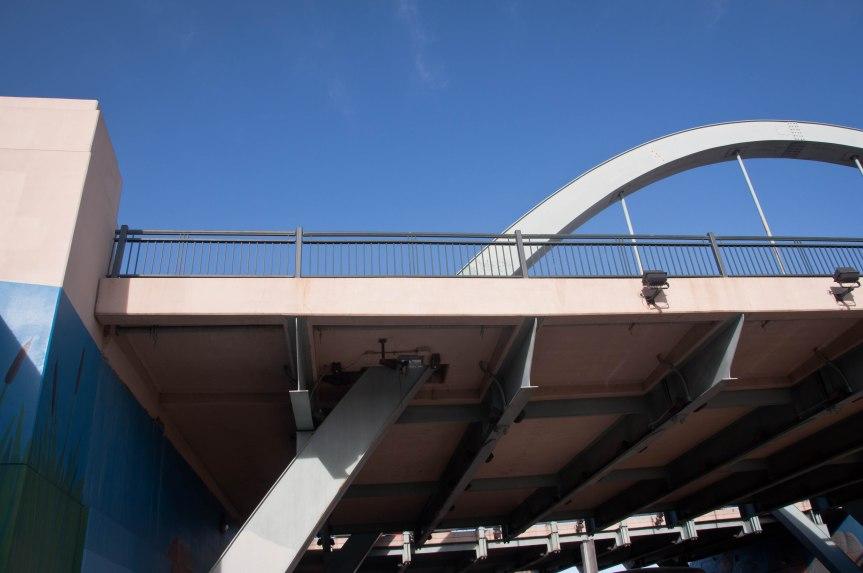 And Under The Bridge