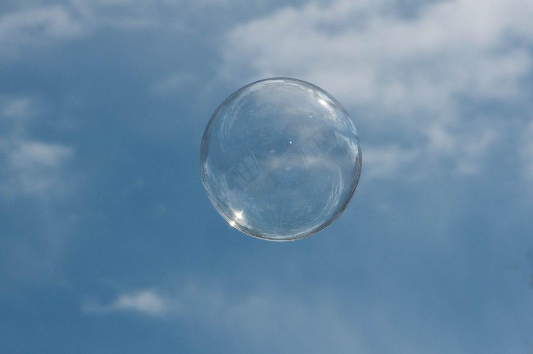 Springtime: Bring Out the Bubbles