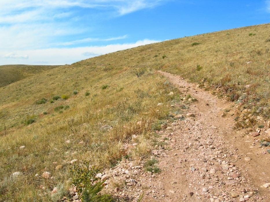 Rocky Bike Trail