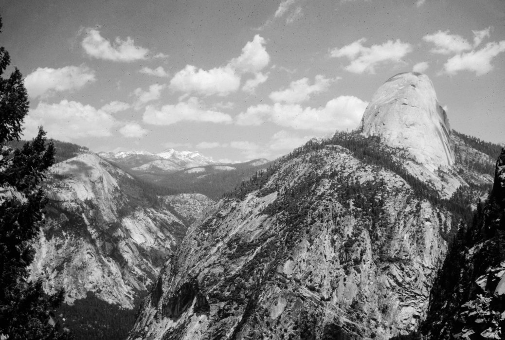 Yosemite Valley - Spring 1966
