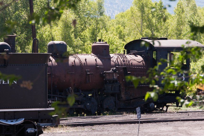 Glimpse of Old Steam Engine