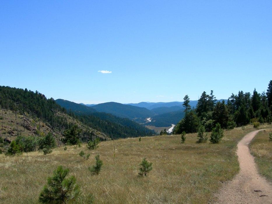 Bike Trail & Highway