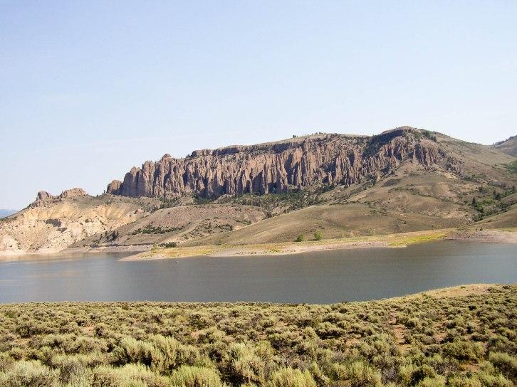 Blue Mesa Reservoir, Colorado