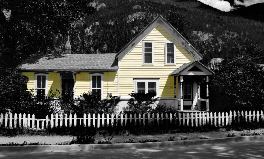 Little Yellow Mountain House