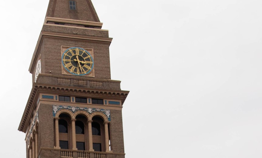 A Relic of Denver's Skyline