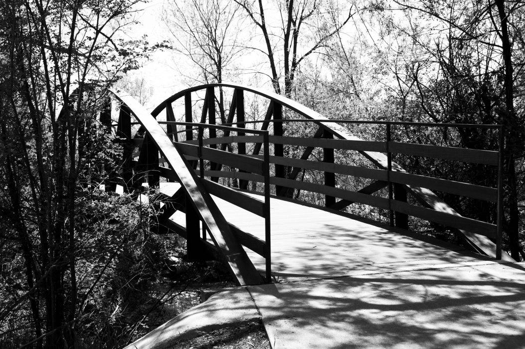 Bike Trail Bridge