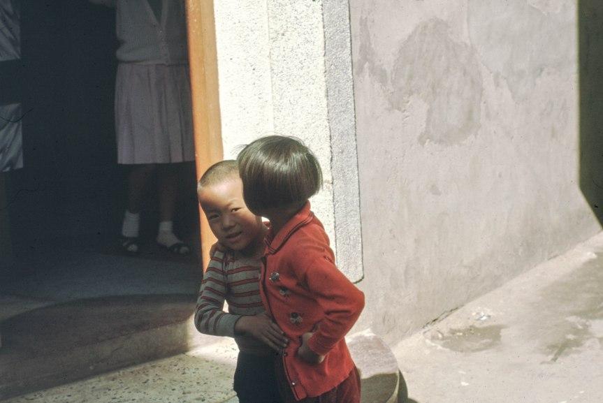 Syblings - So. Korea 1968