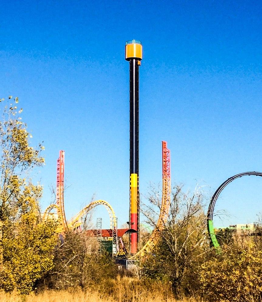 Amusement Park Shapes