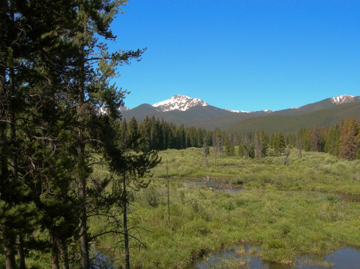 Byers Peak, near Fraser, Colorado