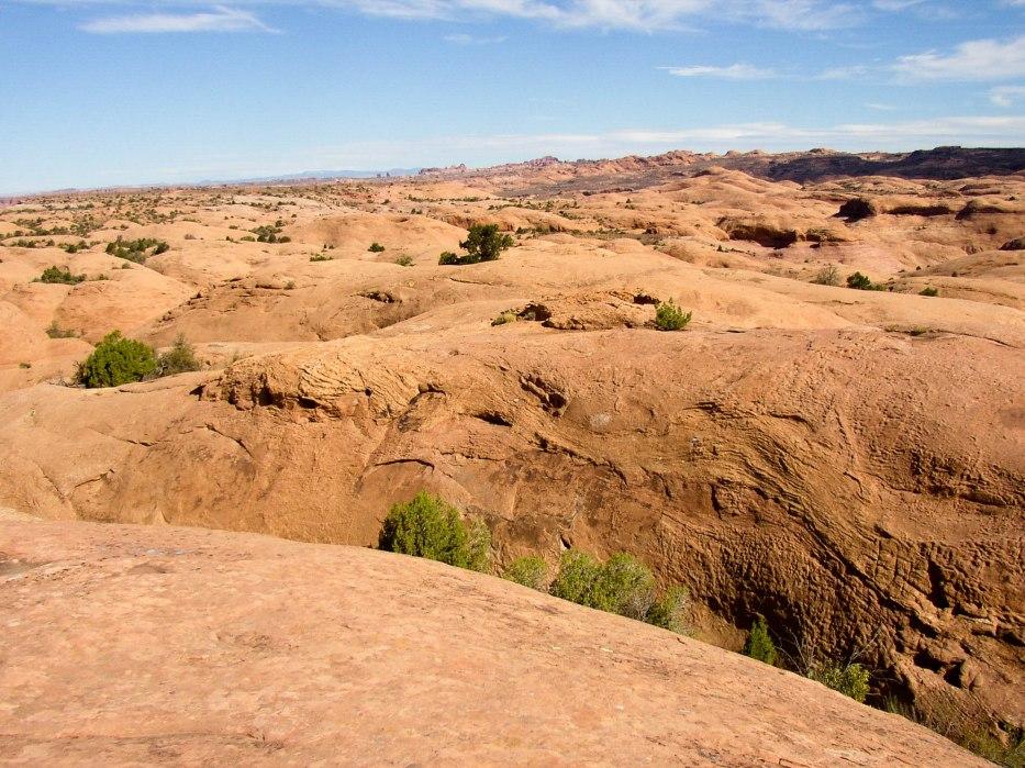 Slickrock, Moab, Utah