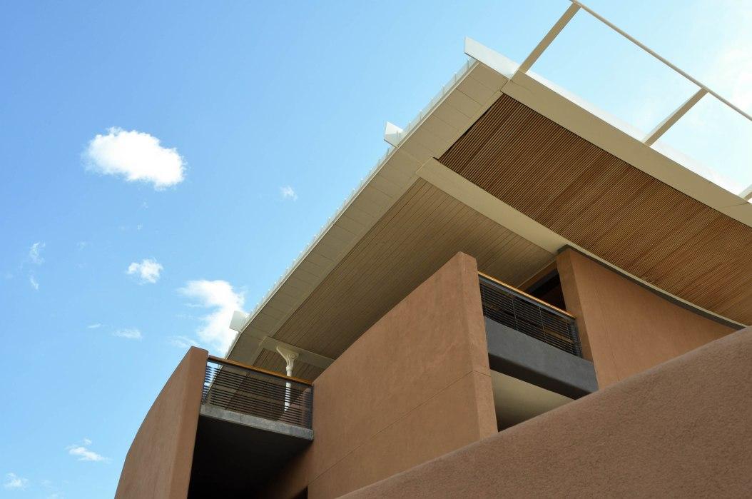 Architecture at Santa Fe Opera