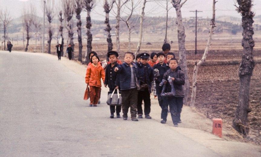 School Children - South Korea, 1967