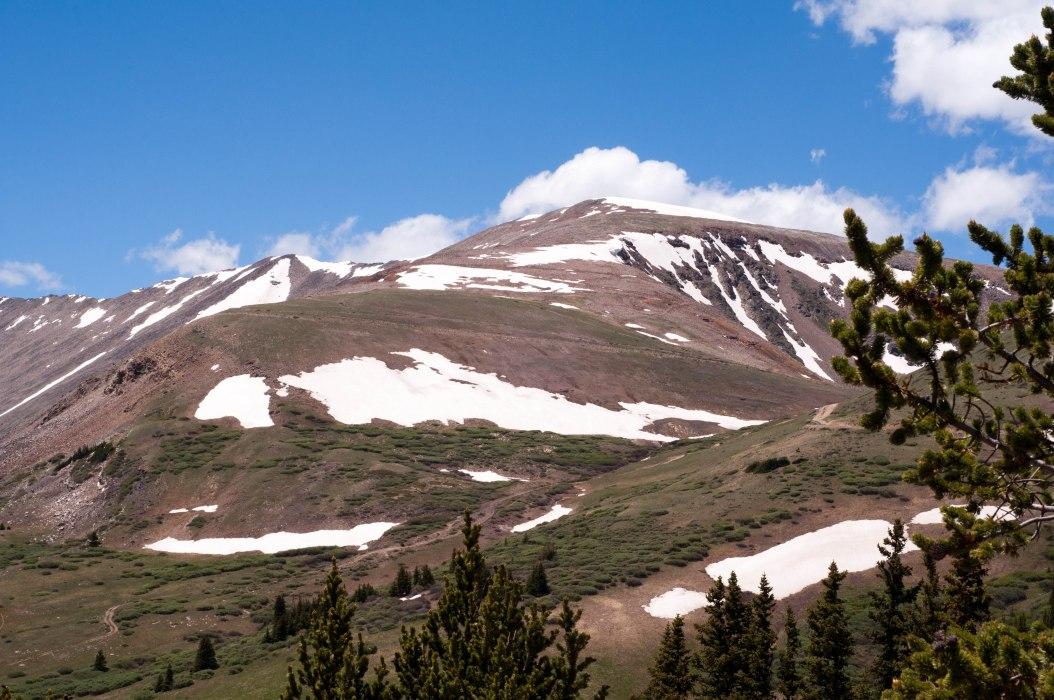 Another View from Hoosier Pass