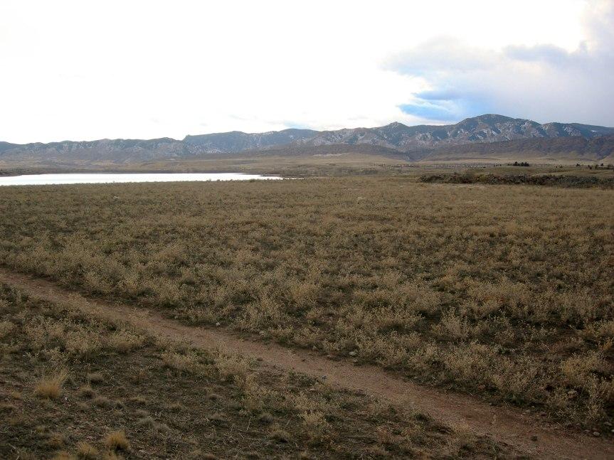 Plains, Lake, and Mountains