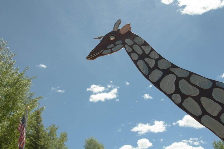 Park Art in Breckenridge