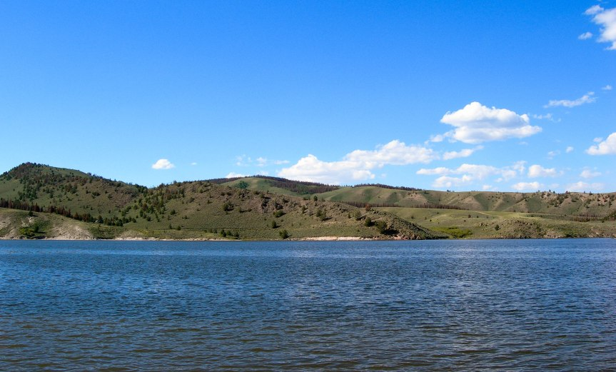 Grandby Reservoir