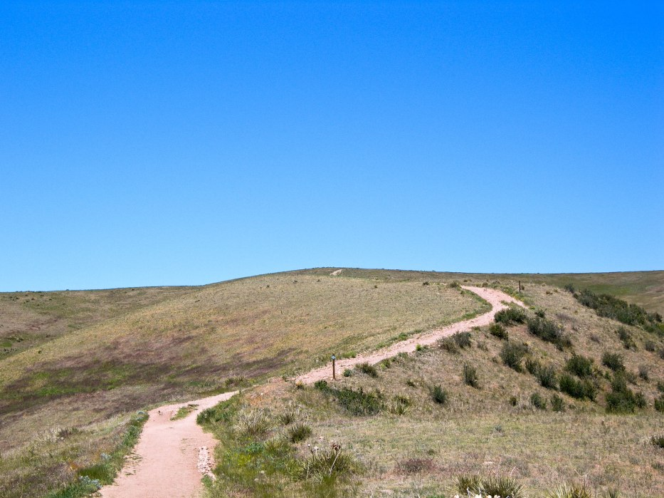 A Trail to the Top