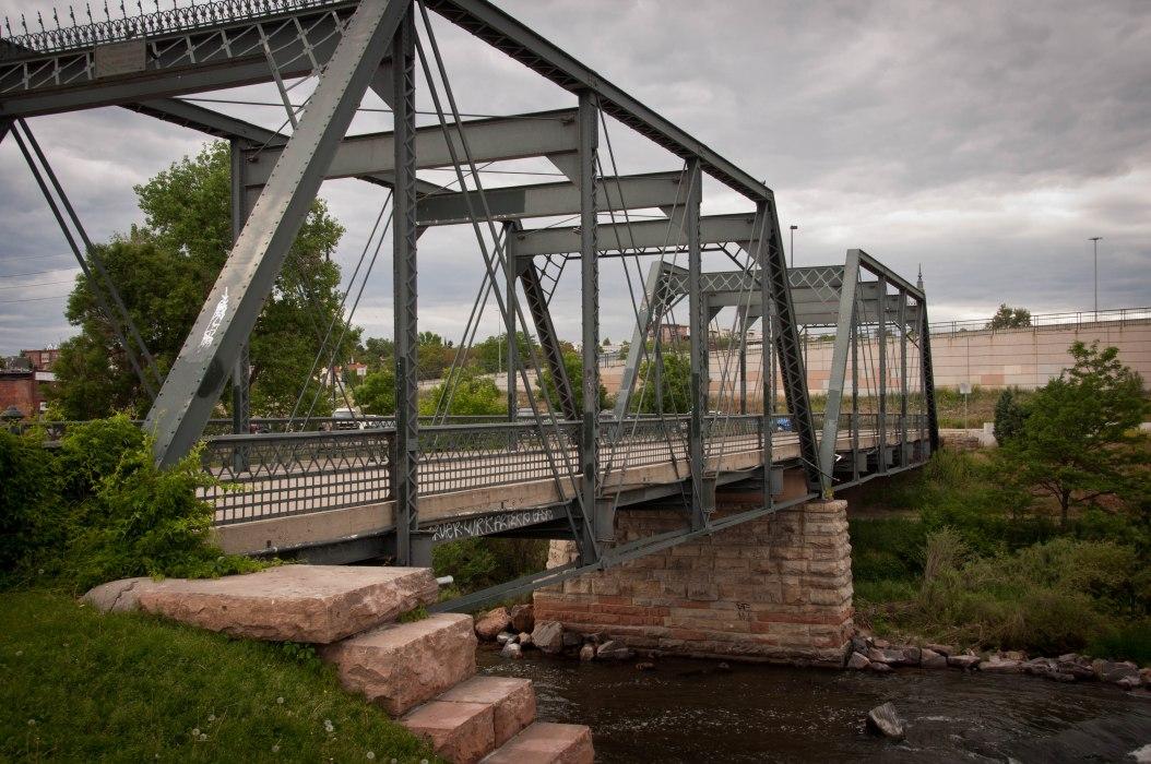 Bridge Built in 1888