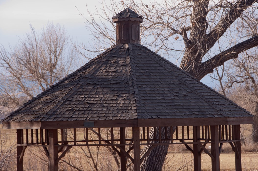 Weathered Gazebo