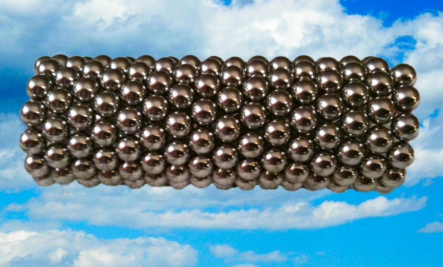 Bucky Balls in the Clouds