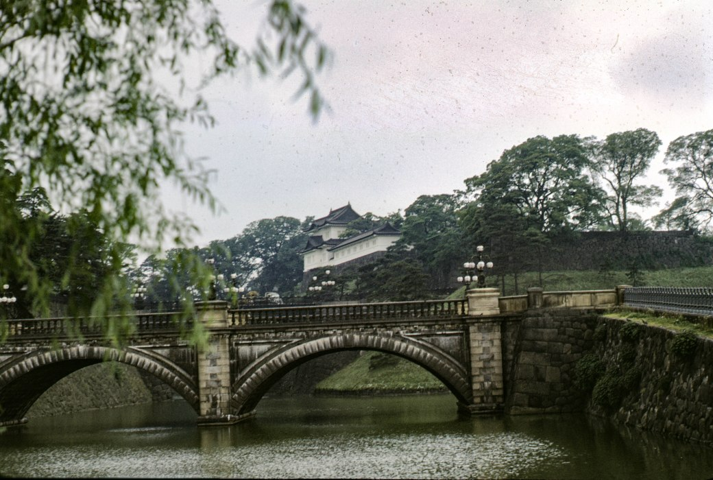 Imperial Palace, Tokyo - 1968