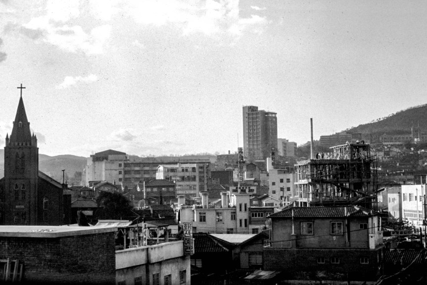 Seoul, South Korea - 1967