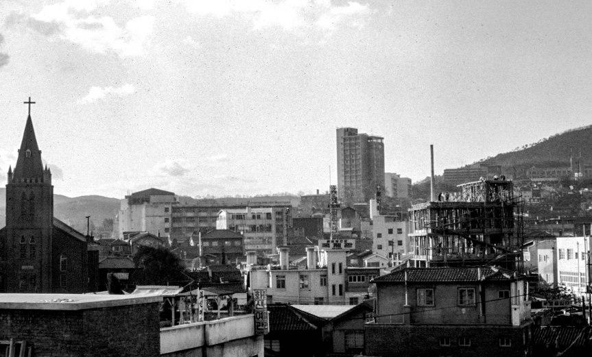Seoul, South Korea - 1967