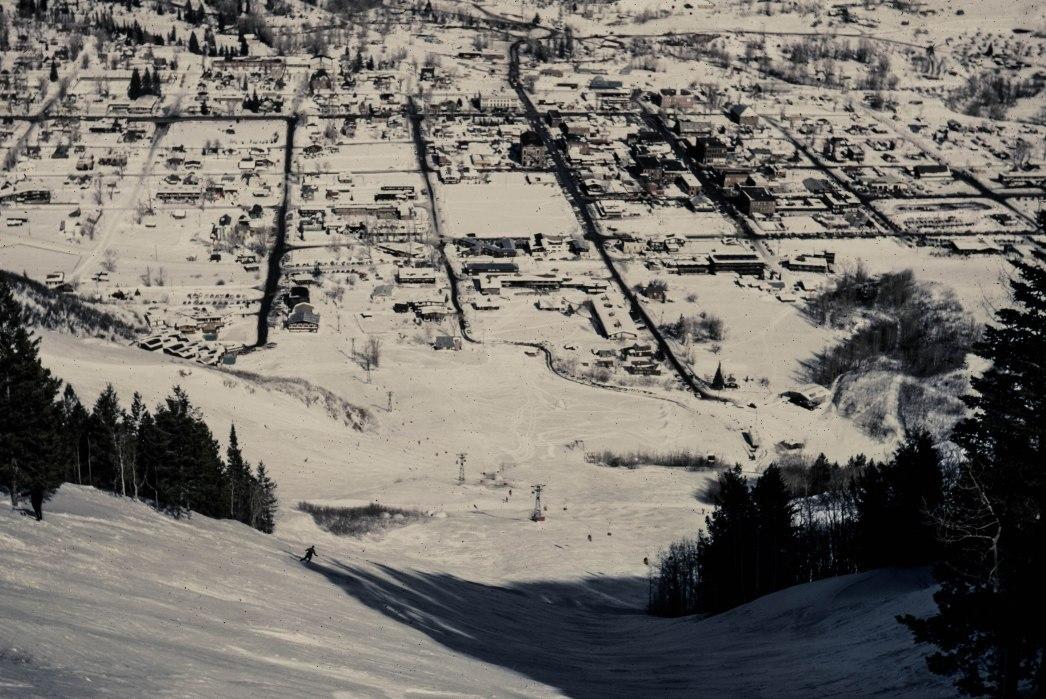 Aspen Colorado - 1962