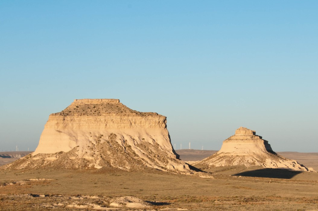 Pawnee Buttes. Colorado