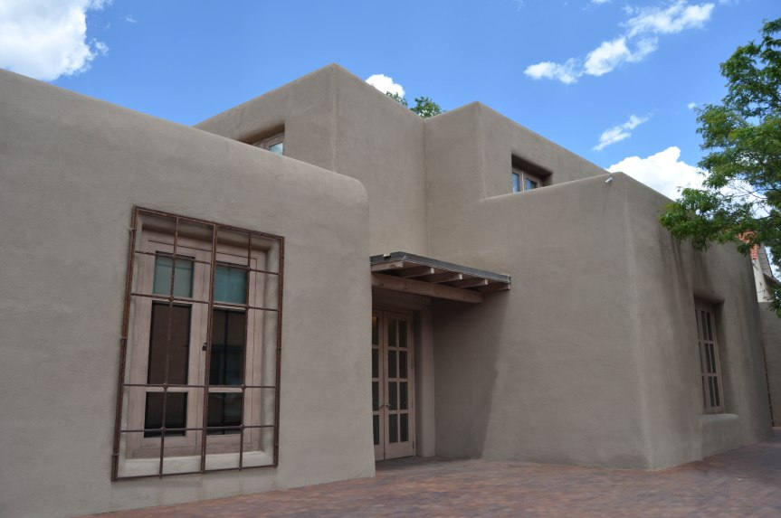 The Georgia O'Keeffe Museum