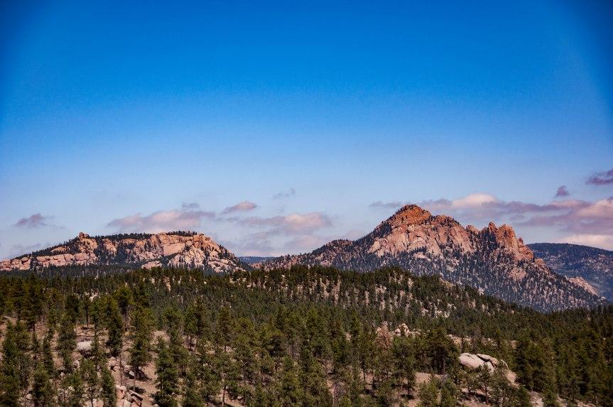 Buffalo Creek Recreation Area - Colorado