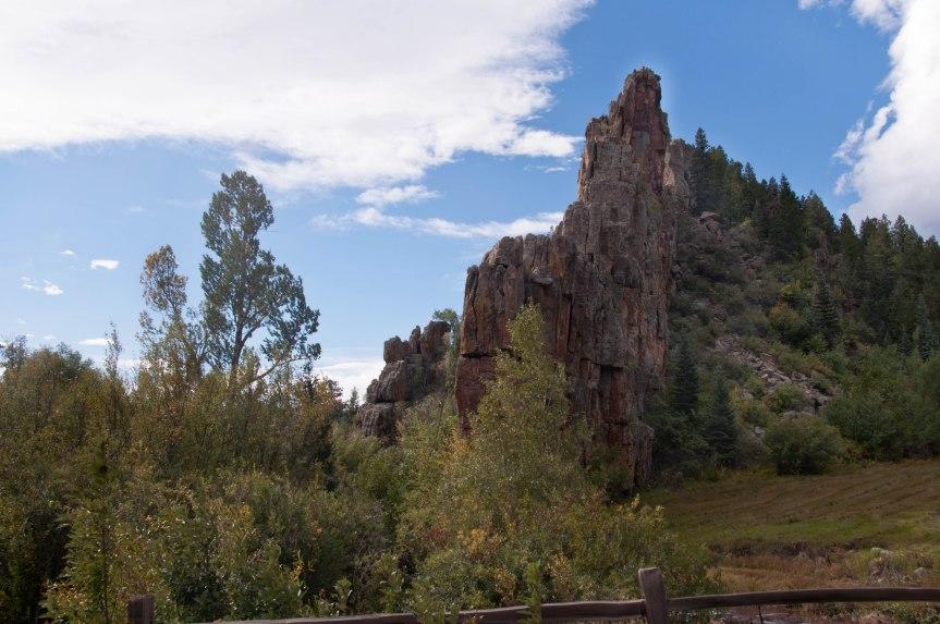 Stone Wall @ Stone Wall, Colorado