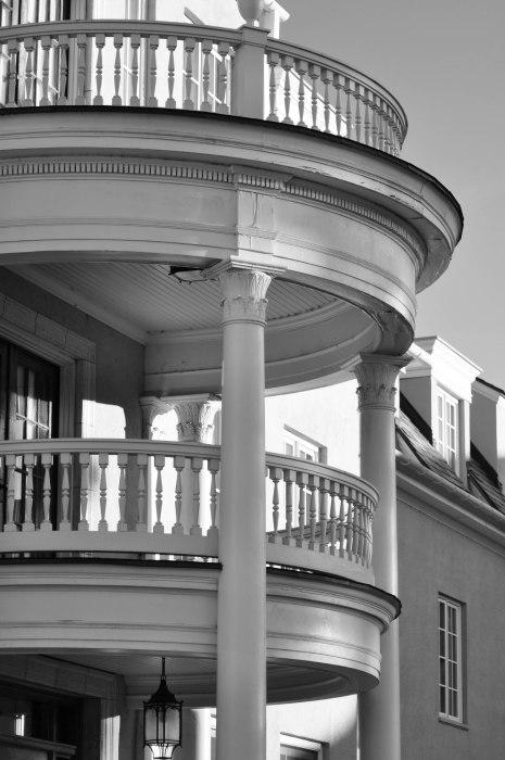 Semicircular Balconies