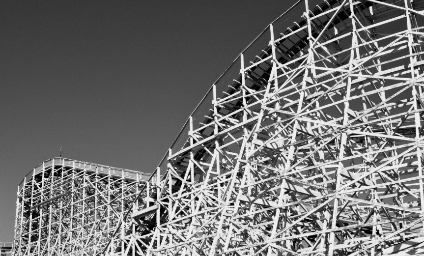 Rollercoaster Structure