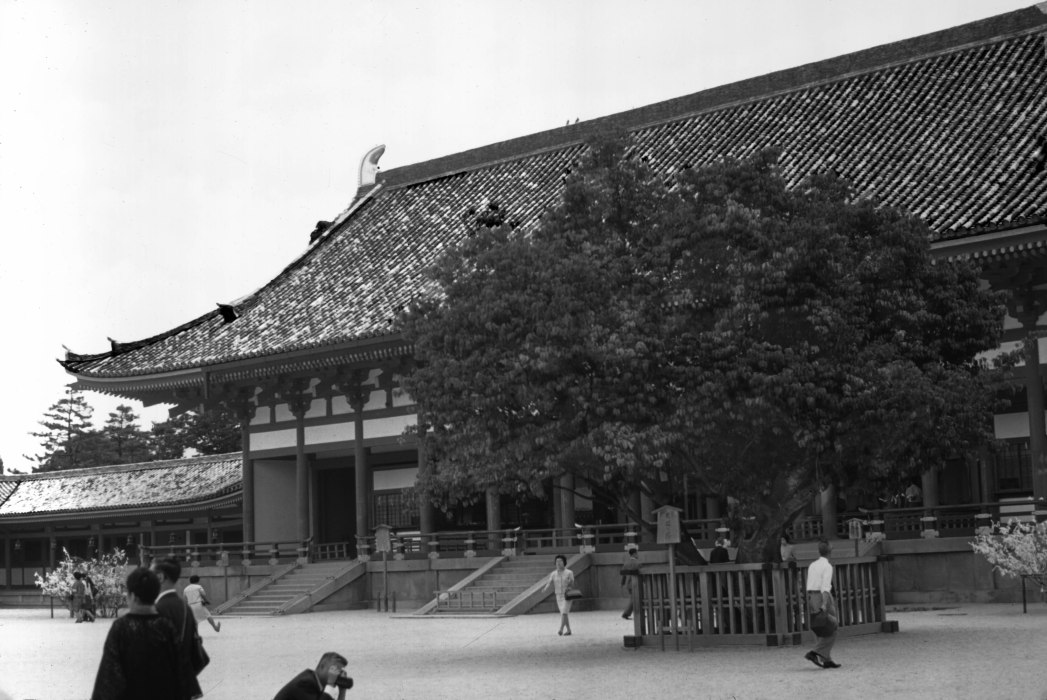 Japanese Shrine - 1968