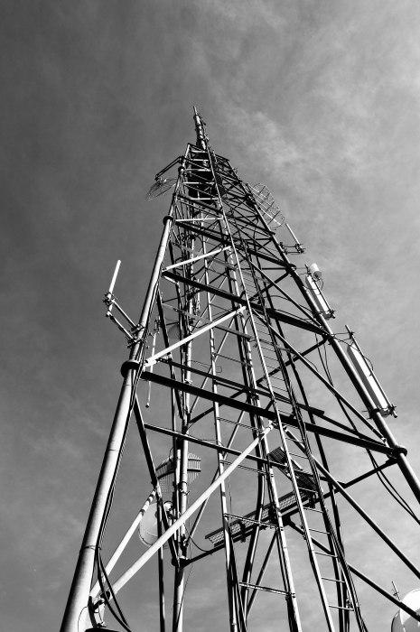 Radio Tower Geometry