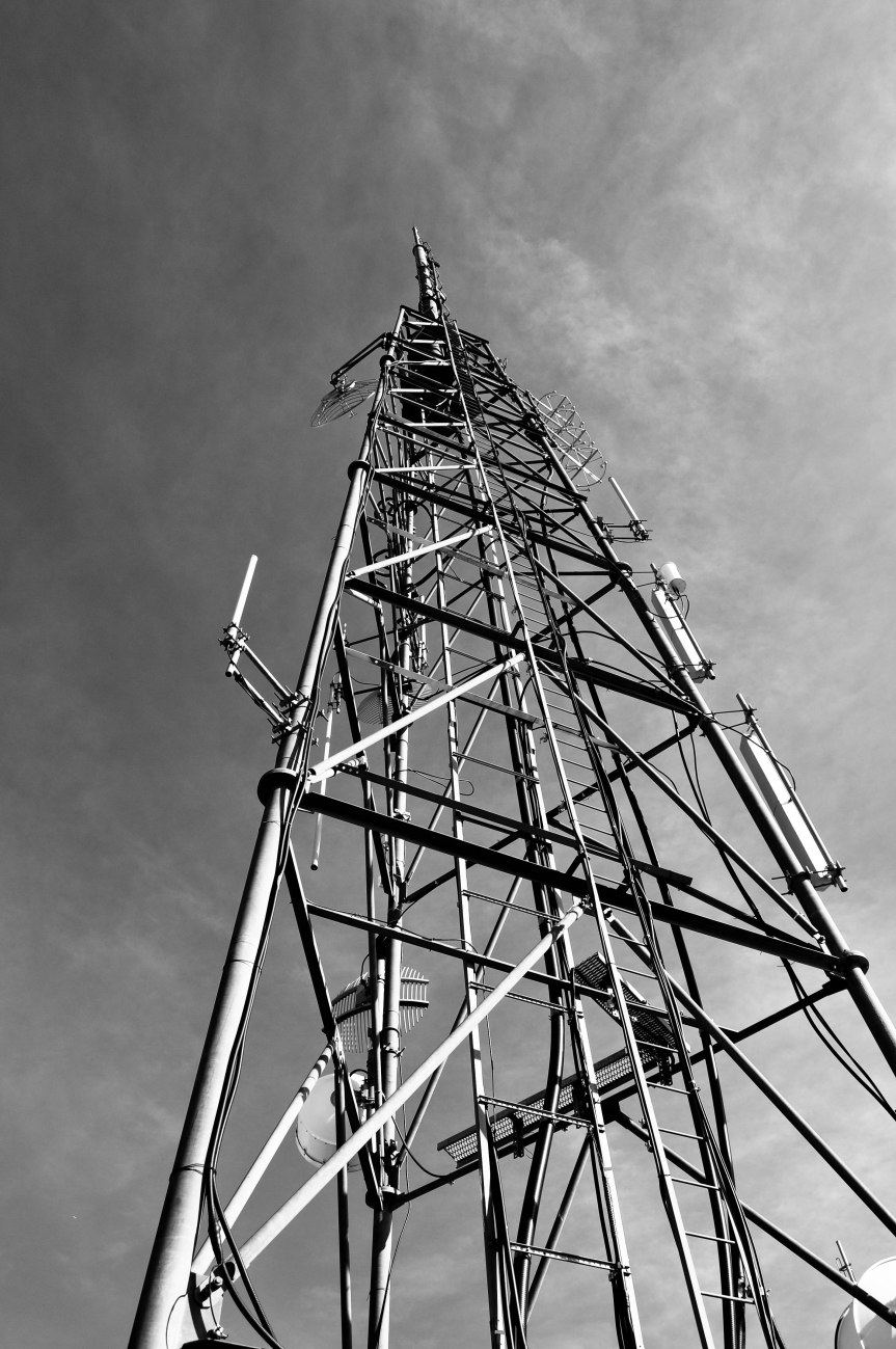 Radio Tower Geometry