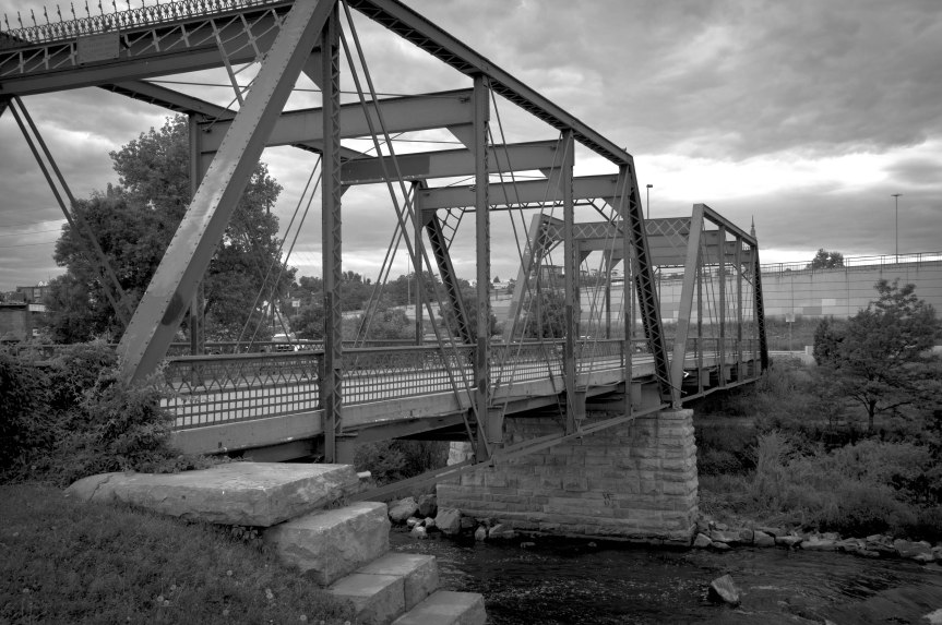 Bridge Across the Platte