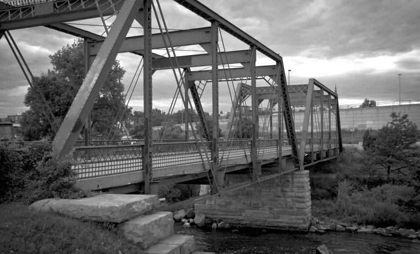 Bridge Across the Platte