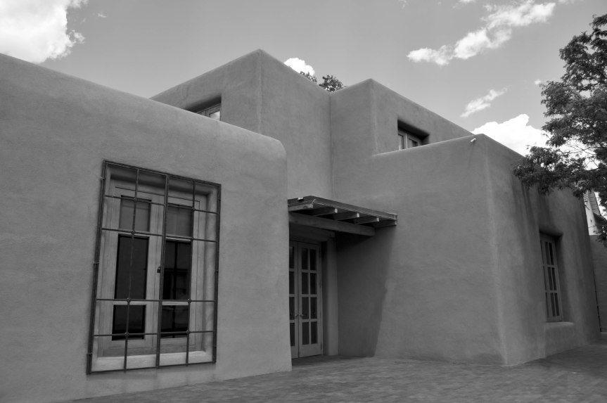The Georgia O'Keefe Museum, Santa Fe