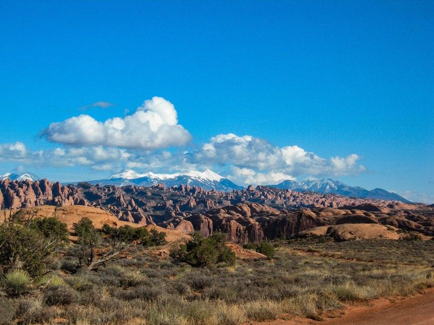 Moab in Spring